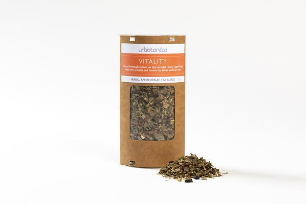 Organic Herbal Tea Range