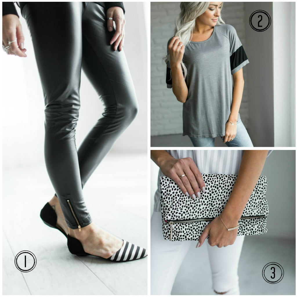 Leather Leggings Dos and Don'ts
