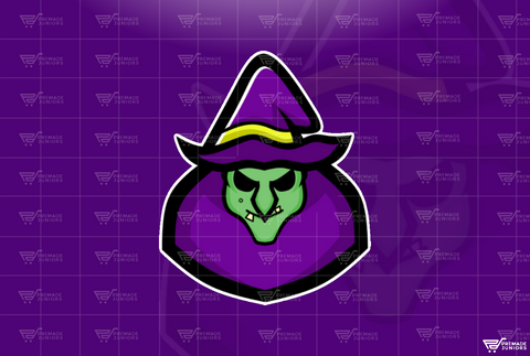 Witch Mascot