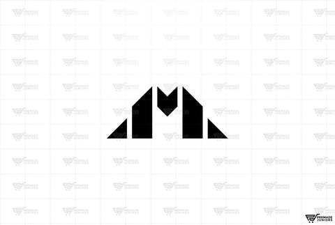 Abstract M Logo
