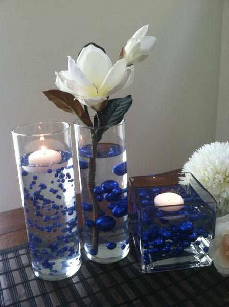 DIY Floating Pearl Centerpieces Step By Step Instructions