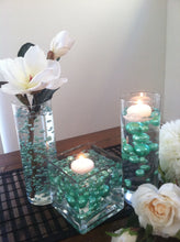 Seafoam Green Pearls For Floating Pearl Centerpieces, Jumbo Pearl Vase Fillers, Confetti, Table Decor