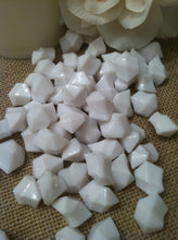 100pc Acrylic Diamond Ice Nuggets/Chips Table Scatter-23mm