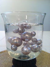 Silver Pearls For Floating Pearl Centerpieces, Jumbo Pearls Vase Fillers, Scatters, Confetti