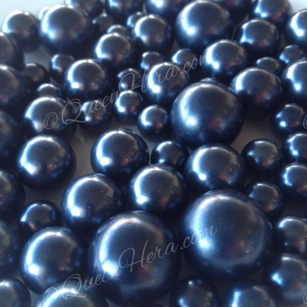 80pc Decorative Pearls Mix Size Over 30 Colors For