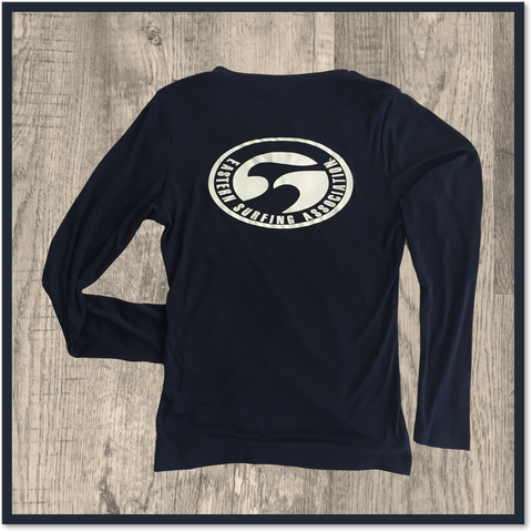 Women's ESA Surf Long Sleeve Tee