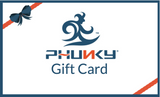 e-Gift Card for PHUNKY lifestyle apparel and accessories -Choose an amount