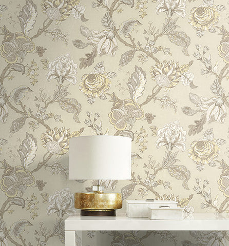 Jacobean Selections Wallpaper
