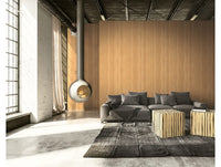 All-Over Woodgrain Modern Foundation Wallpaper