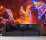 Antelope Canyon - Full Wall Mural