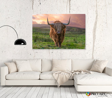 Ancient Breed - Canvas