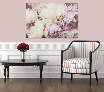 Antique Floral - Canvas