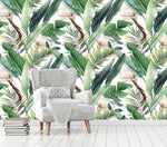 Arum-lily - Full Wall Mural