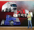 Big Rig - Full Wall Mural