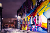 Colour Lane - Full Wall Mural