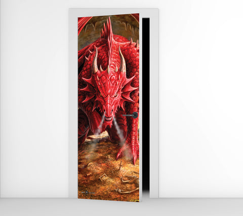 Dragons Lair - Door Mural