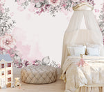 Dusty Pink - Full Wall Mural