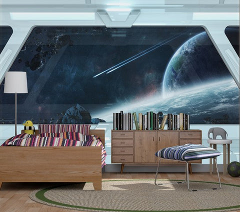 Deep Space - Full Wall Mural