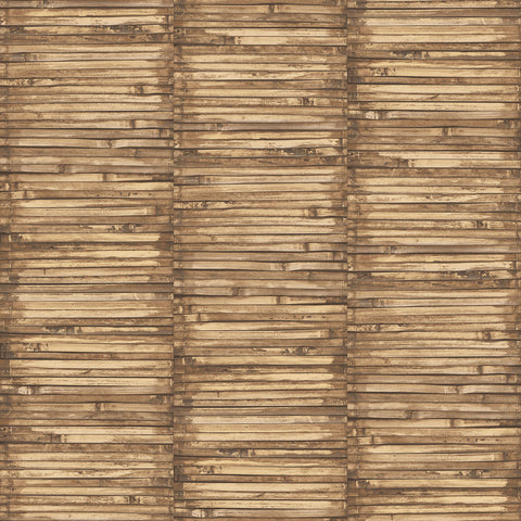 Bamboo Panels Design Wallpaper