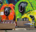 Grease Monkey - Full Wall Mural