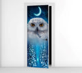 Guardian of the Night - Door Mural