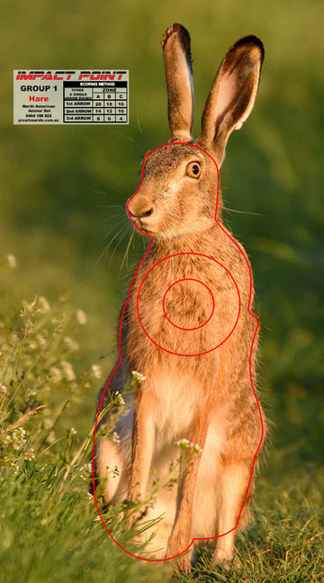 Group 1 - Hare Target - North American Set 1
