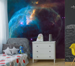 Bubble Nebula - Full Wall Mural