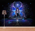 Immortal Flight - Anne Stokes - Full Wall Mural