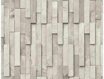 Slate Wallpaper Light Grey