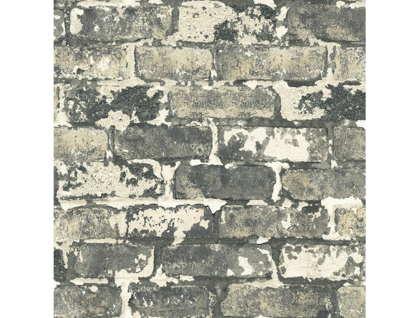 Brick Modern IR70200 Foundation Wallpaper