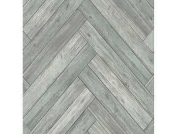 Stacked Chevron Wood IR70404 Modern Foundation Wallpaper