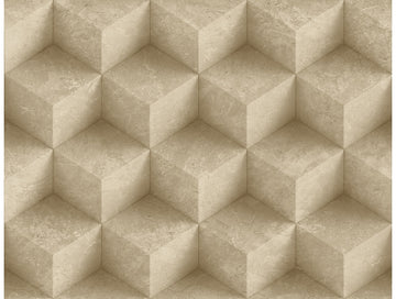 3D Concrete Diamonds  IR70807 Modern Foundation Wallpaper