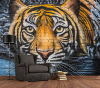 Into the Wild - Full Wall Mural