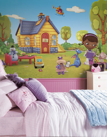 Doc McStuffins - Wallpaper