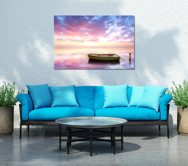 Journey to bliss - Metal Prints