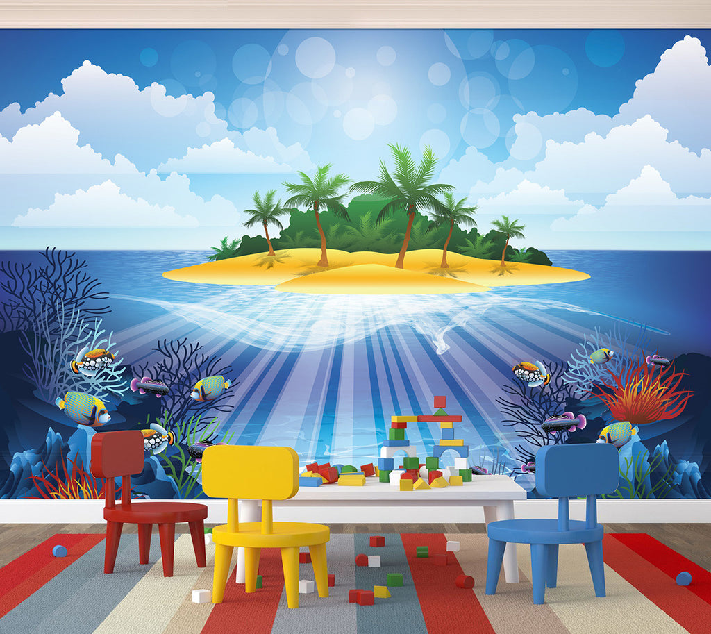 lost at sea full wall mural pro art factory direct lost at sea full wall mural