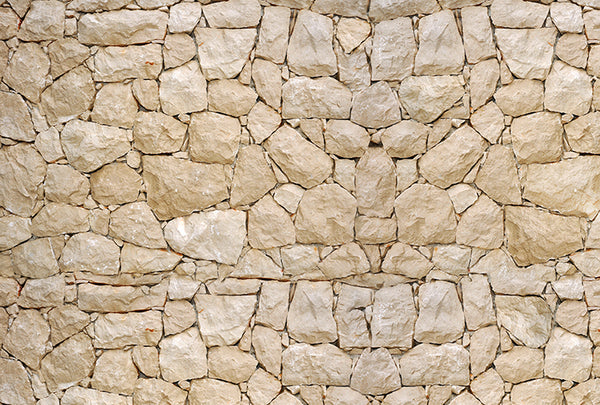 Limestone Rock - Full Wall Mural