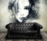 My Girl - Full Wall Mural