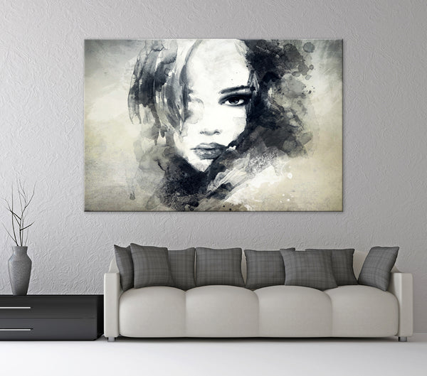 My Girl - Canvas