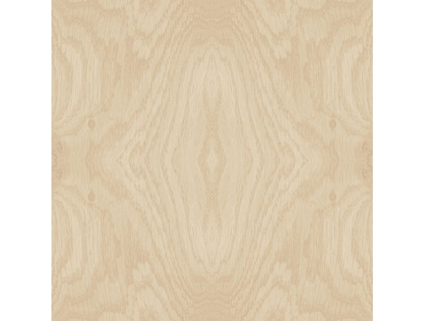 Driftwood Grain Mixed Materials Wallpaper