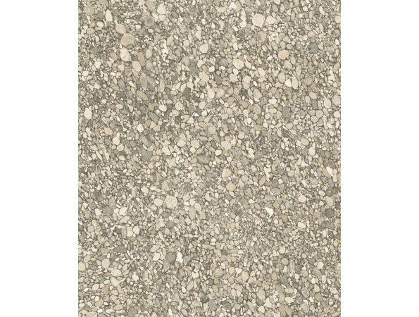 Marinace Pebbles Mixed Materials Wallpaper