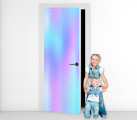 Mermaid Scales - Door Mural