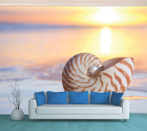 Ocean Beauty - Full Wall Mural