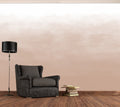 Ombre - Brown 1 - Full Wall Mural