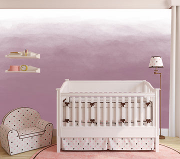 Ombre - Dusty Pink 2 - Full Wall Mural