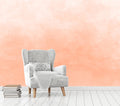 Ombre - Orange - Full Wall Mural