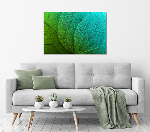 Shades of Green - Acrylic Print