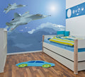 Sky Flyer - Full Wall Mural