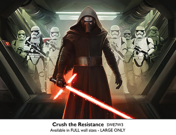 Crsuh the Resistance