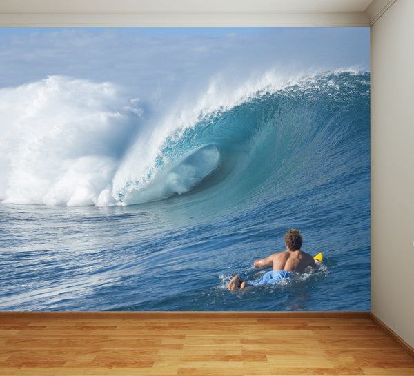 Teahupoo - Full Wall Mural